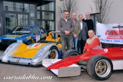 2010 Connaught Competition Engines Irish Hillclimb and Sprint Championship Launch