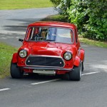 Lewis Dunlop Mini Cooper Photo,E.Brackenridge