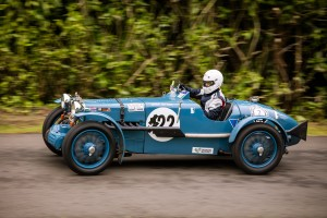 Jonathan Murphy Photo, John Gillett AUS, 1934, MG K3